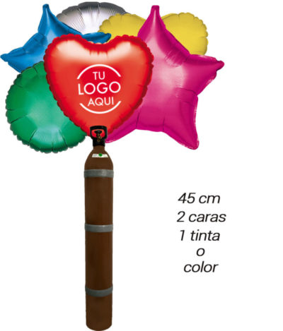 Pack Poliamida 1000 Globos Personalizados
