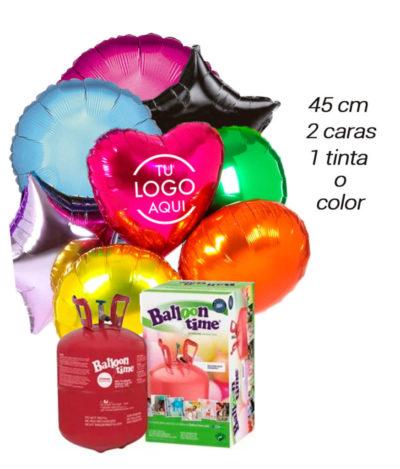 Pack Poliamida 12 Globos Personalizados