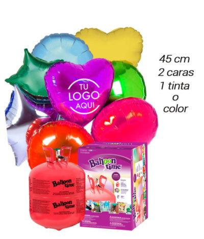 Pack Poliamida 24 Globos Personalizados