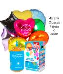 Pack Poliamida 50 Globos Personalizados