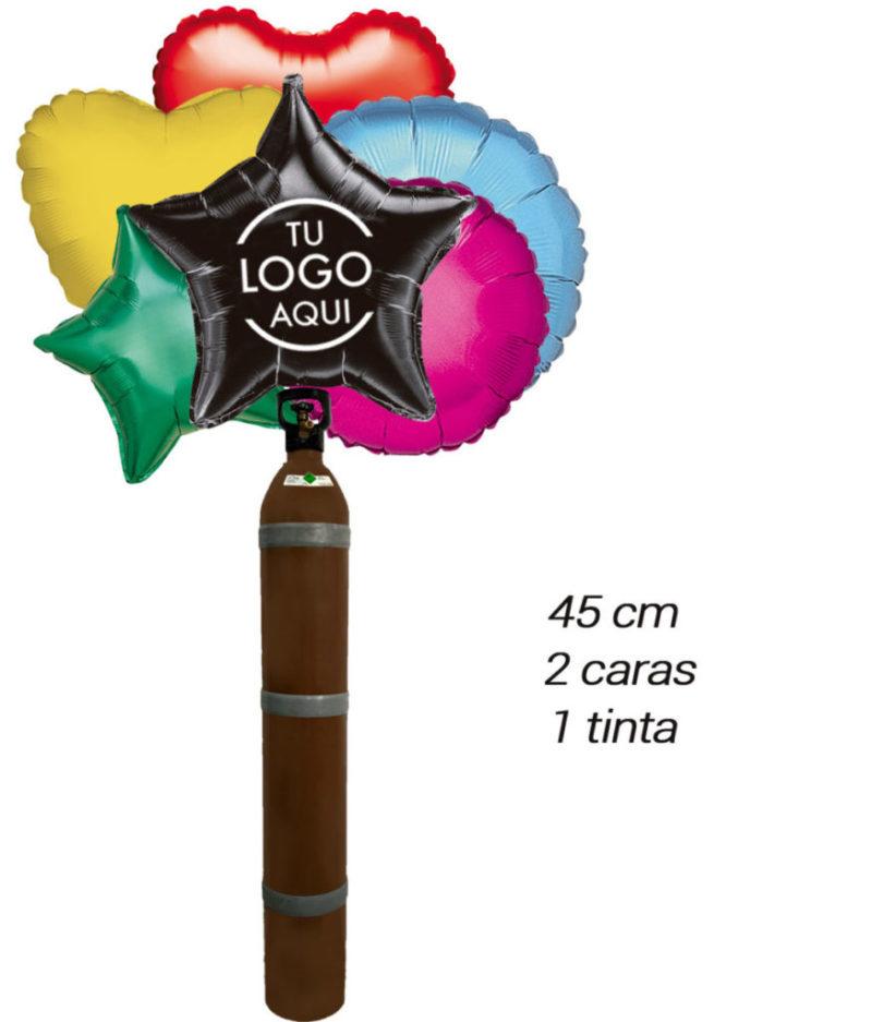 Pack Poliamida 500 Globos Personalizados
